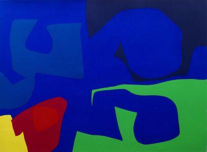 Patrick Heron, 'January 1973 : 19', 1973