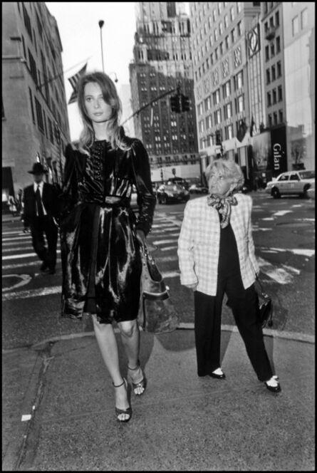 Bruce Gilden, 'New York City.USA.  ', 2005