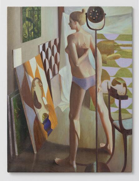 Benjamin Senior, 'The Olive Studio', 2014