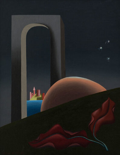Stella Snead, 'Eclipse of the moon', 1942