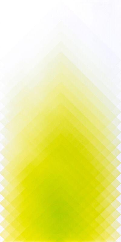 Marie Lannoo, 'Red-Green Diptych', 2015
