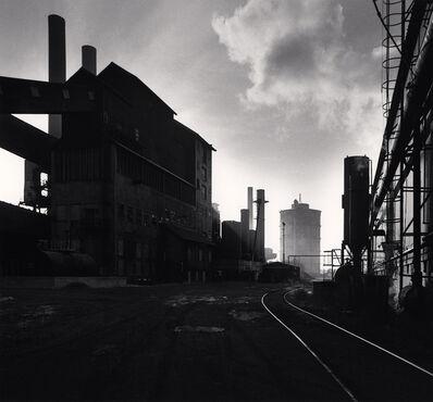 Michael Kenna, 'The Rouge, Study #33, Dearborn, Michigan, USA.', 1994