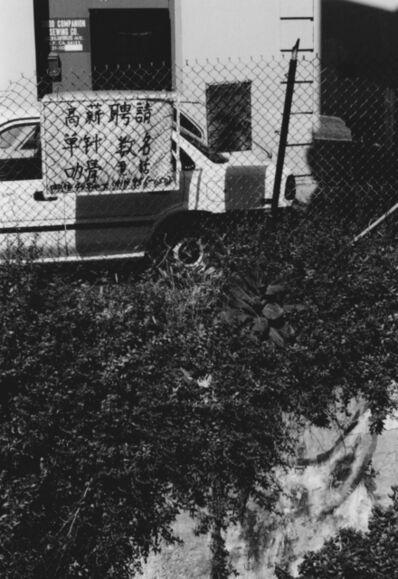 Arabella Colton, 'Wall Dogs— Good Companion Sewing Co., San Francisco 1993', 1993