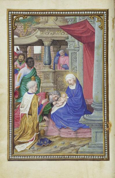 Simon Bening, 'The Adoration of the Magi', 1525-1530