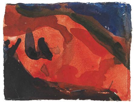 Klaus Fussmann, 'Gelting', 1987