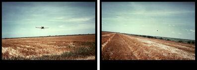 Eve Sonneman, 'Cropdusting, Clovis, New Mexico', 1978