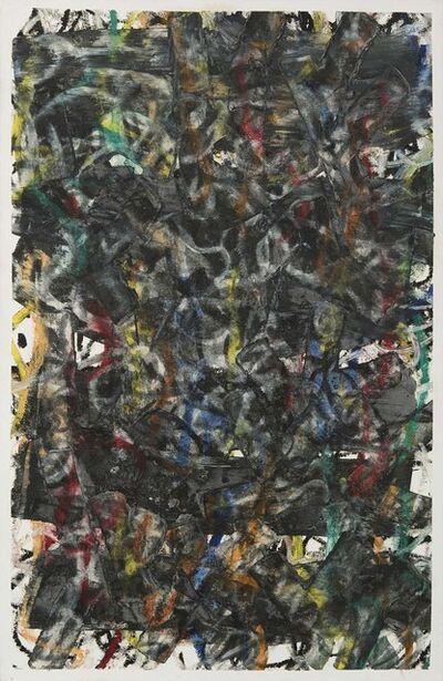 Michael Goldberg, 'Glass House', 2001