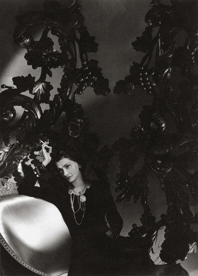 Horst P. Horst, 'Coco Chanel', 1937