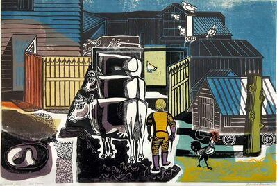Edward Bawden, 'Ive's Farm, Great Bardfield', 1956