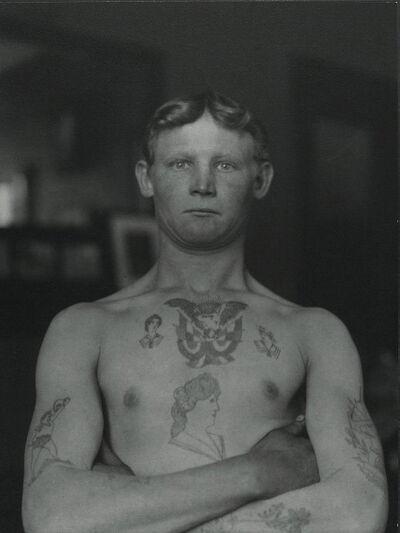 Augustus F. Sherman, 'German Stowaway'