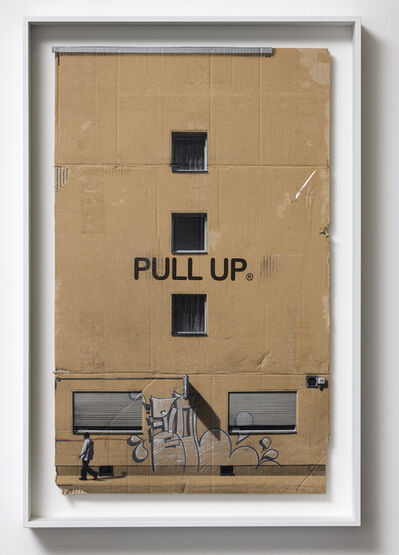 Evol, 'Pull Up (Sonnenallee #3)', 2021