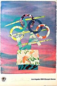 Billy Al Bengston, 'LA 1984', 1982