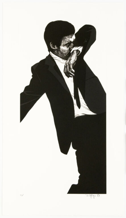 Robert Longo, 'Mark', 1982-1983