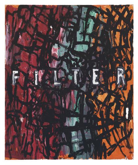 Troels Wörsel, 'Filter', 1982