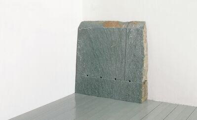 Ulrich Rückriem, 'Dolomit', 1989