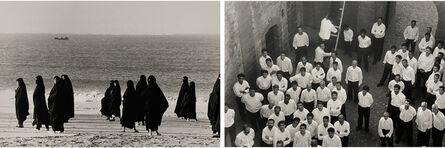 Shirin Neshat, 'From Rapture series (diptych)', 1999