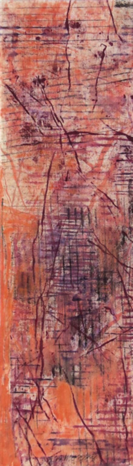 Marjorie Morrow, 'Plinque'