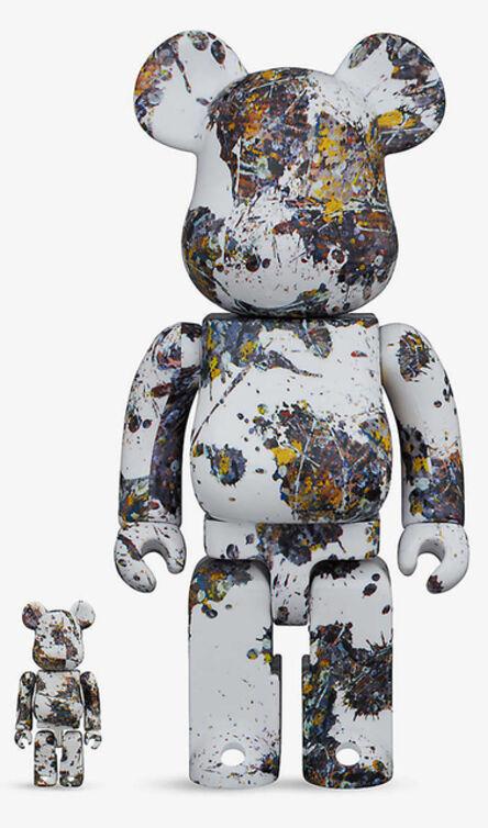 BE@RBRICK, 'Jackson Pollock Bearbrick 400% (Jackson Pollock Be@rbrick)', 2020