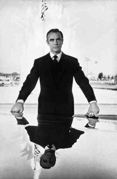 Terry O'Neill, 'Sean Connery, James Bond, Las Vegas', 1971