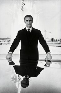 Terry O'Neill, 'Sean Connery, James Bond, Las Vegas', 1971