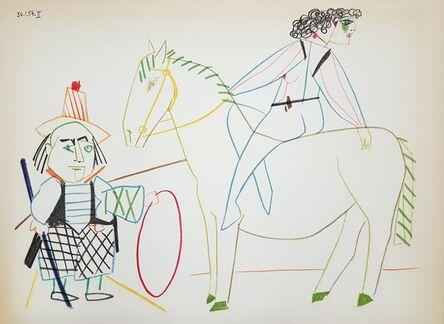 Pablo Picasso, 'Untitled (Revue Verve)', 1954