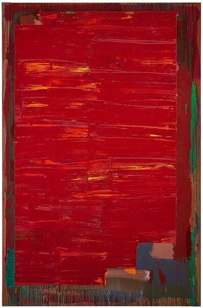 John Hoyland, 'Shutter, 16.4.76', 1976