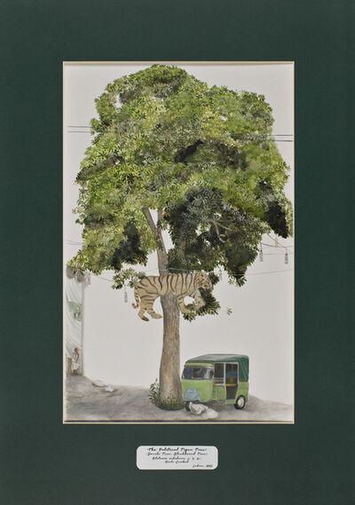 David Chalmers Alesworth, 'Trees of Pakistan - The Political Tiger Tree, Devils Tree, Blackboard Tree', 2013-2014