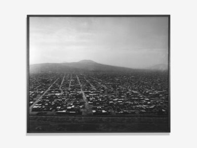 Balthasar Burkhard, 'Mexico City', 1999