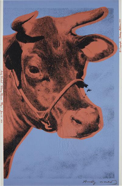 Andy Warhol, 'Cow', 1971