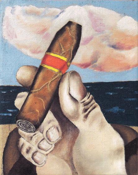 Michael Hilsman, 'Cigar I', 2016