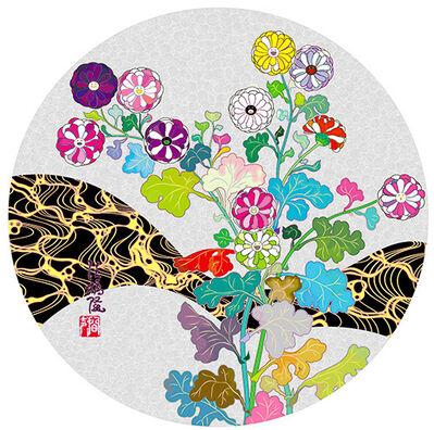 Takashi Murakami, 'Korin Flower', 2016