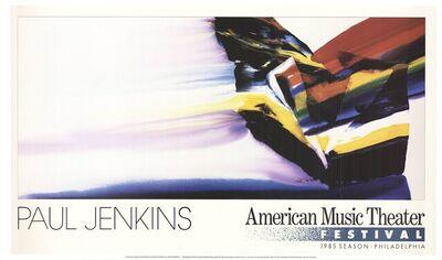 Paul Jenkins, 'Phenomena Durango Wedge', 1985