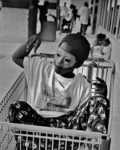 Earlie Hudnall, Jr., 'Masquerade from Katrina', 2005