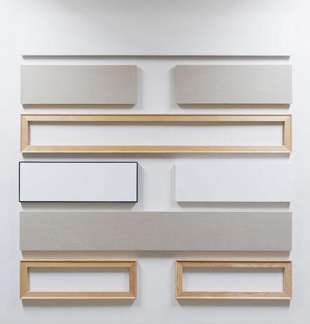 G.T. Pellizzi, 'Before Completion (Hexagram)', 2014