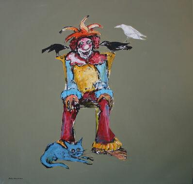 Bashar Alhroub, 'Clown', 2010