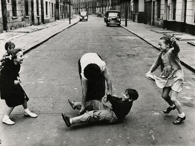 Roger Mayne, 'Girls and a Boy, Hampden Crescent, London', 1957