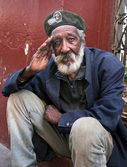Neil O. Lawner, 'Cuban Salute'