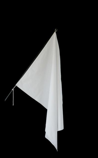 Thomas Kuijpers, 'White Flag / Black Flag', 2016