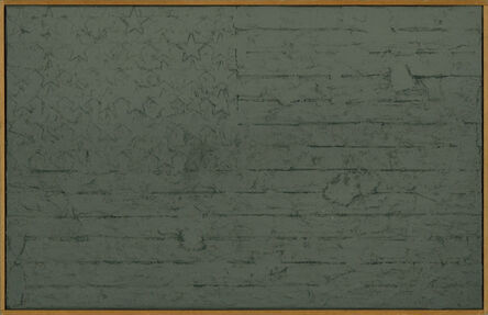 Richard Pettibone, 'Jasper Johns Flag, 1955', 1967