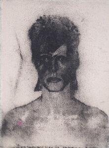 Todd Pavlisko, 'Untitled, David Bowie', 2018-2020