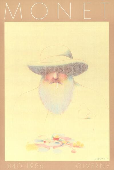 Milton Glaser, 'Homage a Monet', (Date unknown)