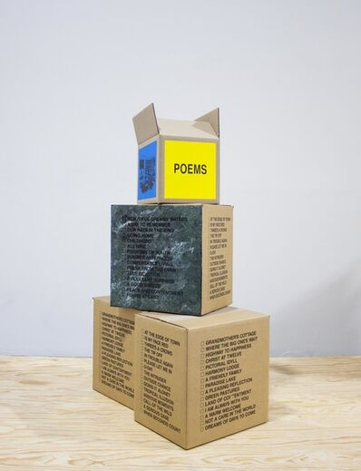 Allen Ruppersberg, 'Untitled', 2017