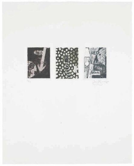 Jasper Johns, 'Untitled', 1981