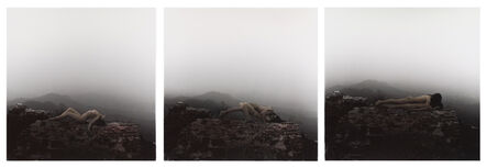 Rong Rong & inri 荣荣&映里, 'In the Great Wall, China No.1 - No.3', 2000