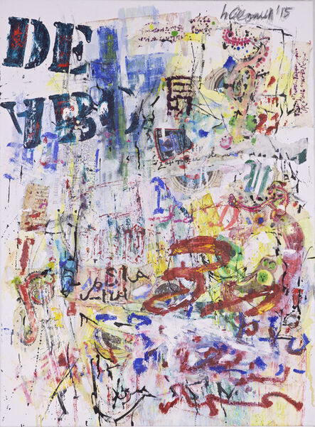 Hilda O'Connell, 'Palimpsest #2', 2015