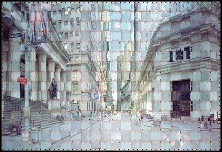 Park Seung Hoon, 'WALL STREET 3 NY', 2014