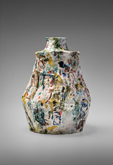 Stephen Benwell, 'Vase (narrow neck)', 2015