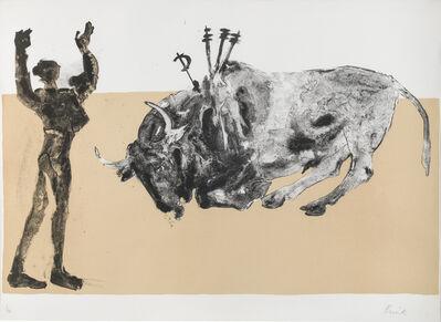 Elisabeth Frink, 'Corrida V', 1973