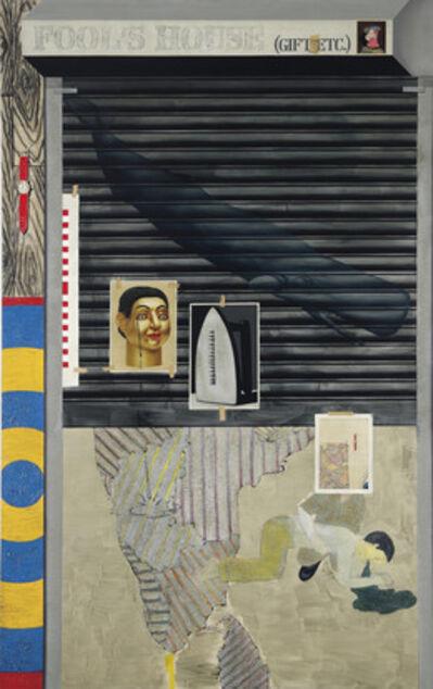 Atul Dodiya, 'Fool's House', 2008-2009