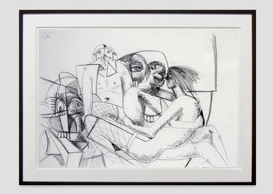 George Condo, 'Untitled', 2015
